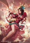 Nine Heavens Profound Girl