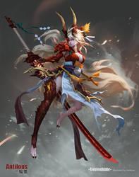 Onmyoji-Youtouhime