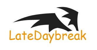 LateDaybreak Logo/Signature by LateDaybreak