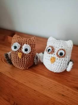 Crochet: Little Owls