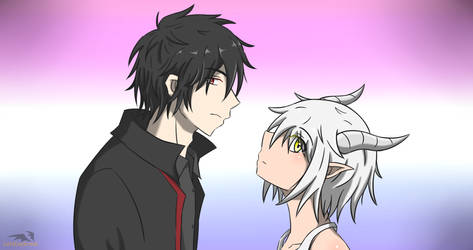 Fuyu and Arious