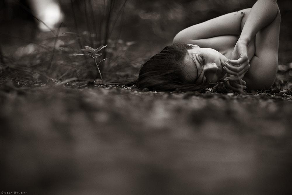 you fade away by StefanBeutler