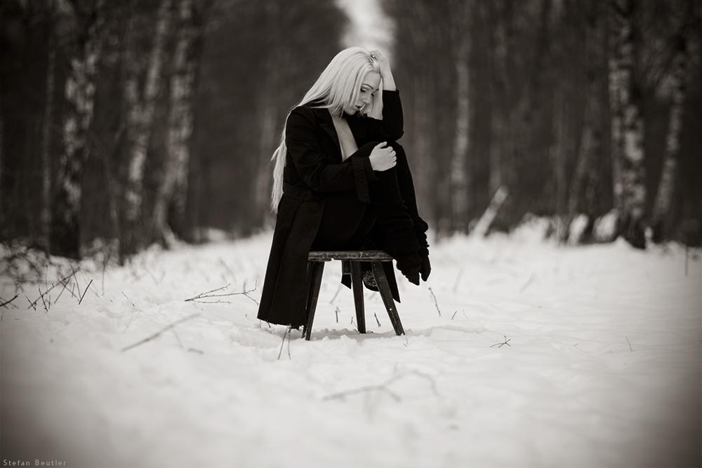 winter stayed by StefanBeutler