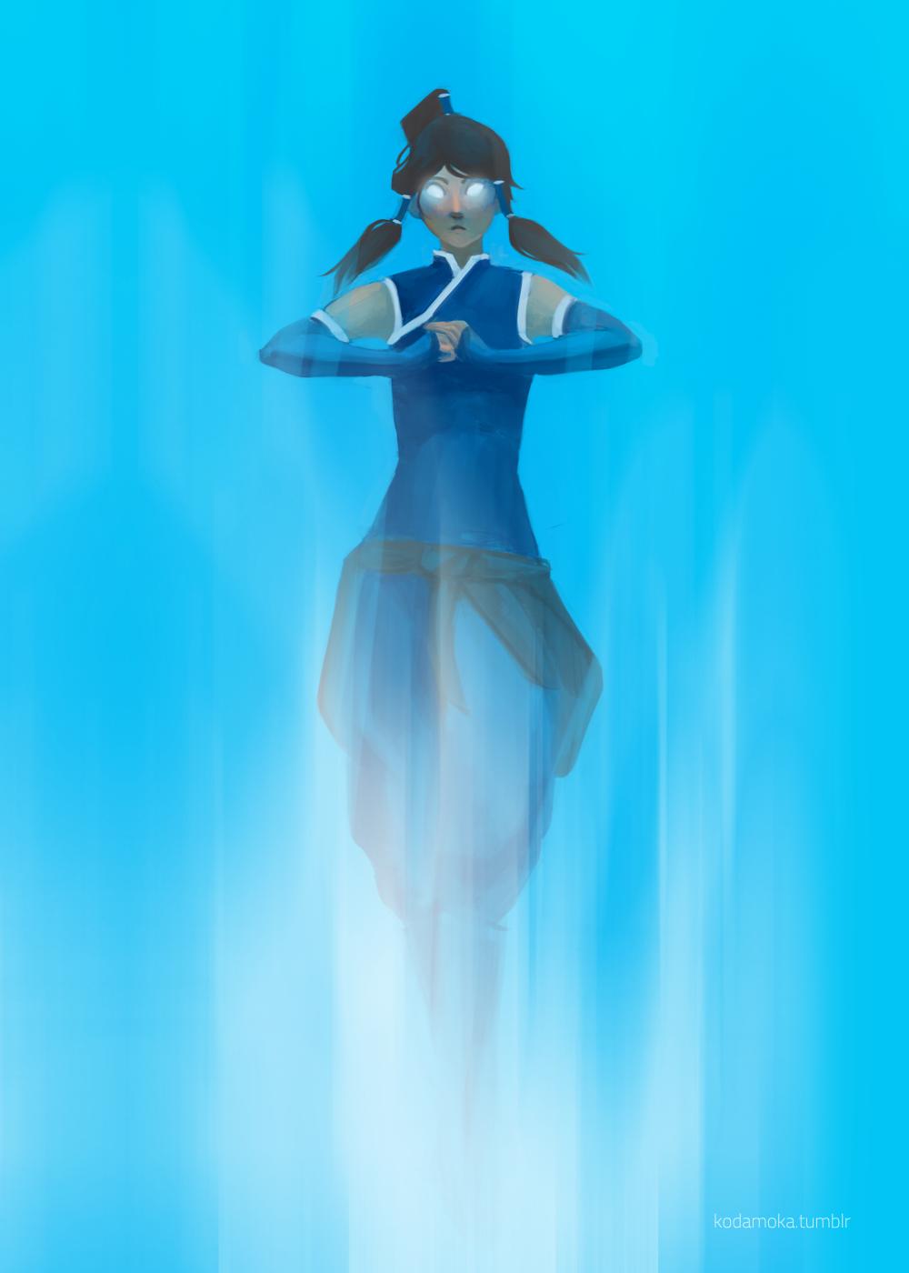 korra by werefish