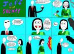 Jeff and Slendy - Pilot - Part 1 by Mcrfan343