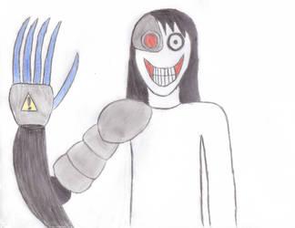 Cyborg Jeff by Mcrfan343