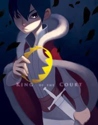 Haikyuu!! Kageyama by paper-hero