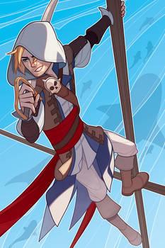Assassins Creed Black Flag: Edward Kenway