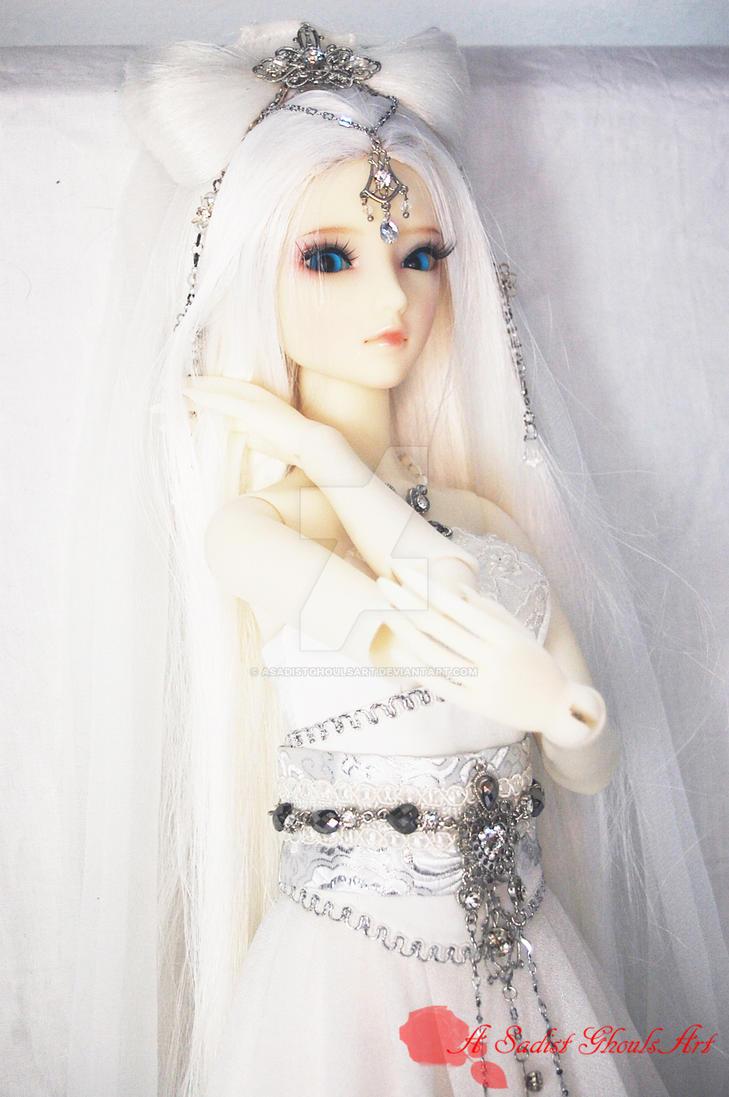 Leelya II by ASadistGhoulsArt