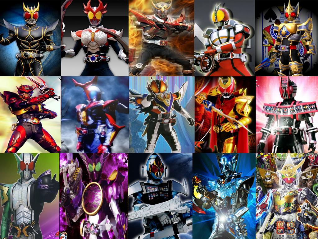 Kiwami arms and 14 Heisei Rider final Form by Ruddyes on DeviantArt