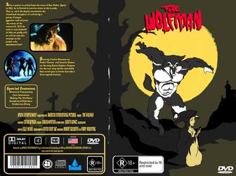 the wolfman by popyea