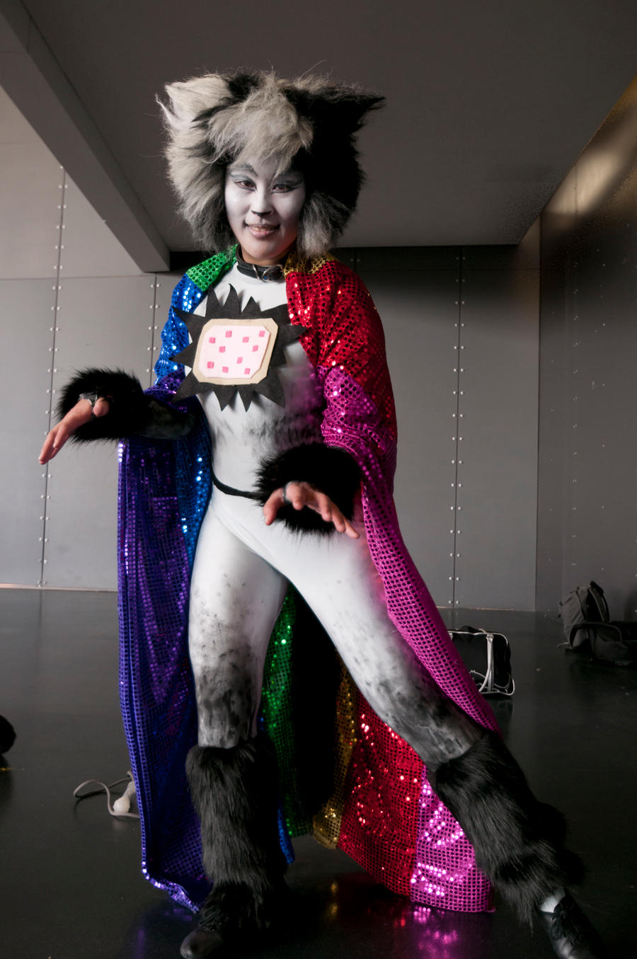 Nyan cat costume jenna marbles