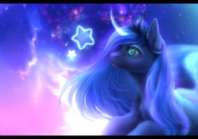 Luna by KeryDarling