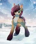 Snowflake + Speedpaint