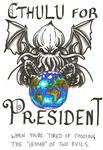 Cthulu For President