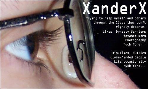 Virtues -  Side Portrait by XanderX
