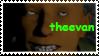 theevan fan stamp