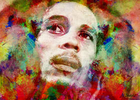 Bob Marley by Jc-Sparkz