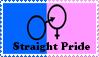 Straight  Pride Stamp by Jc-Sparkz