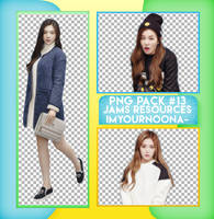 Red Velvet PNG Pack #1 by imyournoona- by GalaxehKrisWifeu