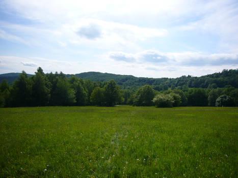 Nature near Banska Stiavnica