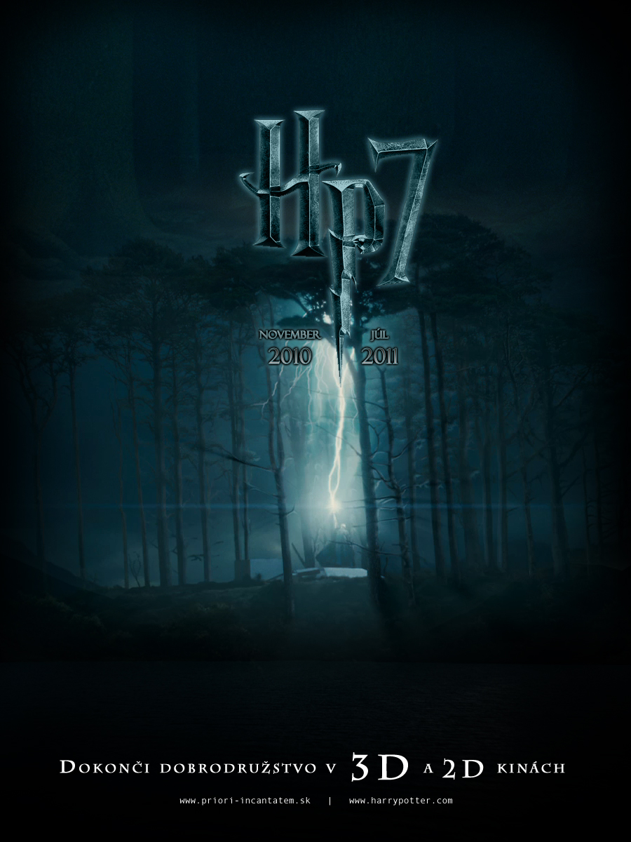 Movie poster for Harry Potter7