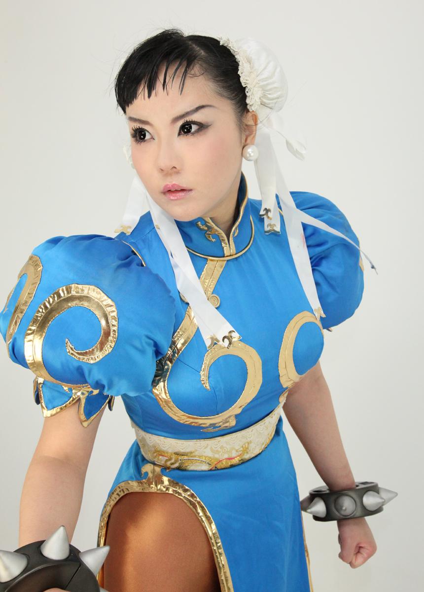 My Chun-Li cosplay 17 by oaykee on DeviantArt
