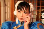 Chun-Li Cosplay photograph