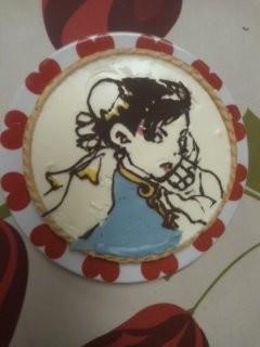 Cake Artist Shinmin Li : Chun_Li Cake by Elin-Kuzunoha on DeviantArt