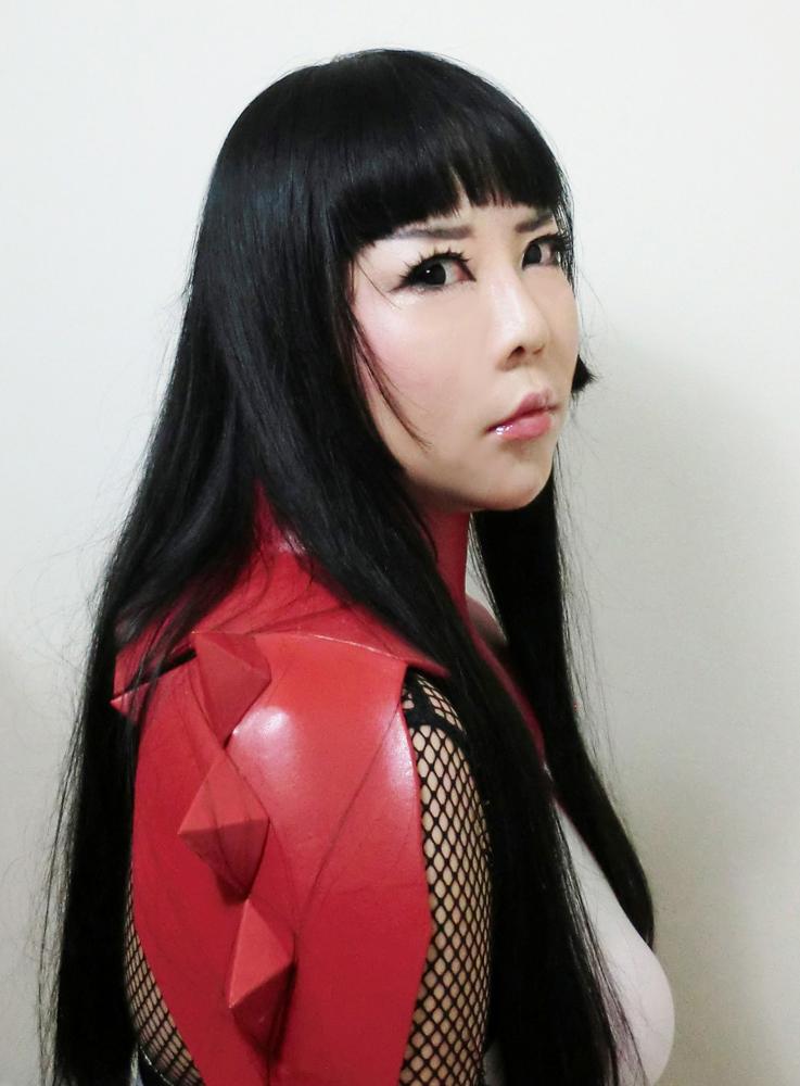 Kunoichi Hibana Cosplay Photograph by Elin-Kuzunoha