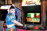 Chun-Li Cosplay photograph