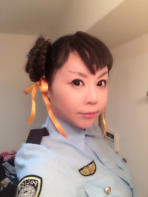 Chun-Li Cosplay photograph by Elin-Kuzunoha