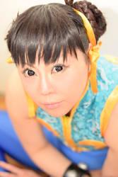 Chun_Li Cosplay photograph