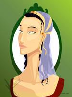 Lady by Giledhel-Narya