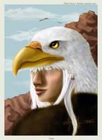 Eagle eyes by Giledhel-Narya