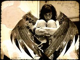 Angel by Giledhel-Narya