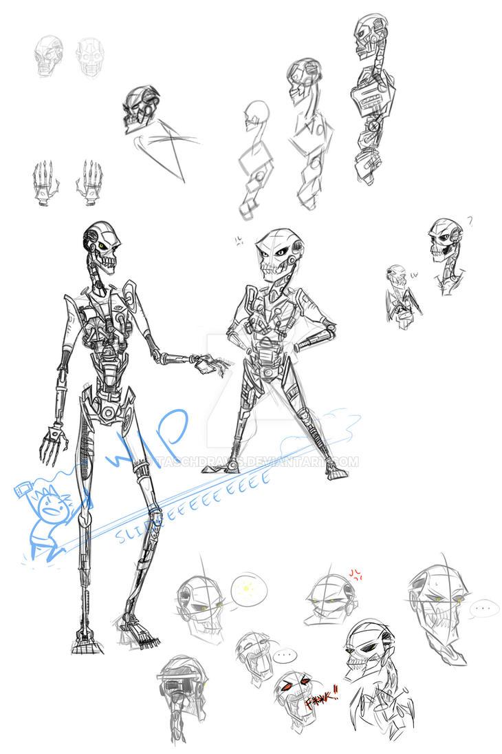Tinker Doodle Dump by Tasch-Draws