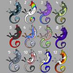 Batch Freinn Dragons 1 (open)
