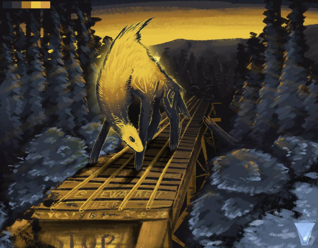 CH1 Abandoned  - The Forgotten Bridge