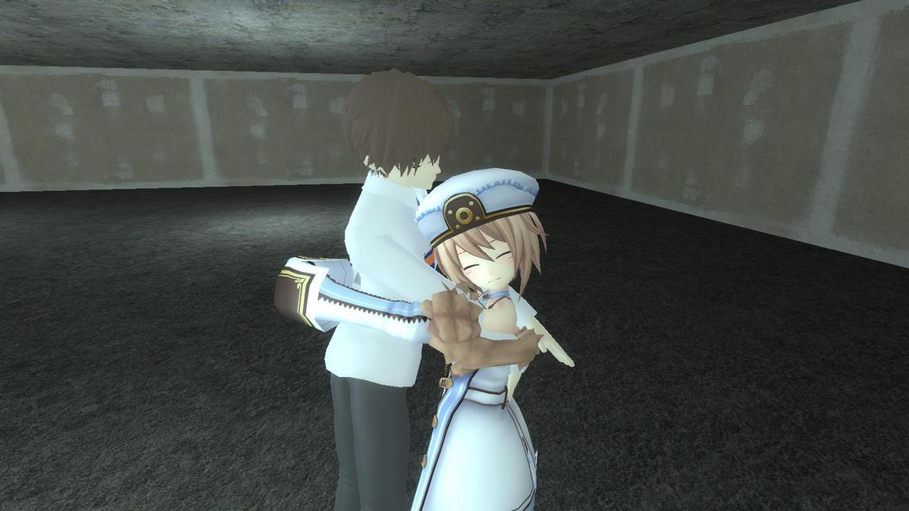 Blanc had a bad dream by Soulmourn