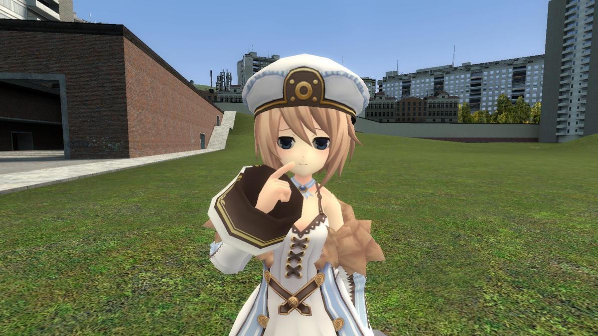 Blanc is so cute by Soulmourn