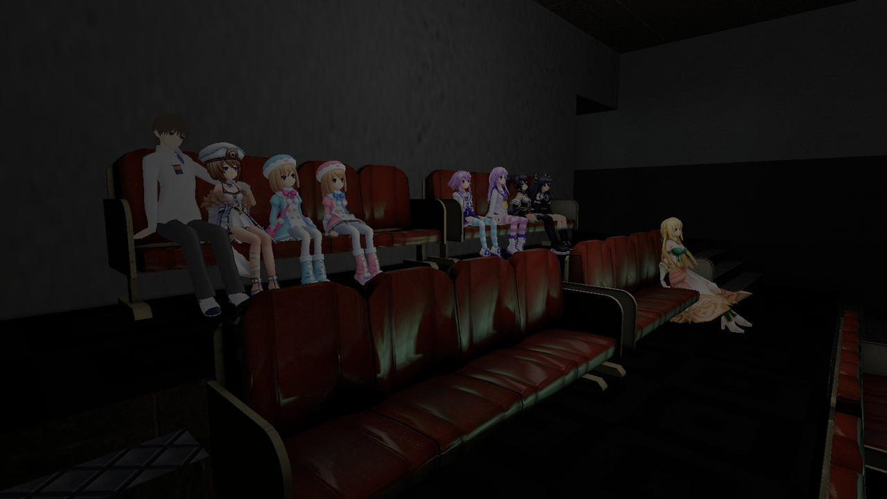 Cinema time by Soulmourn