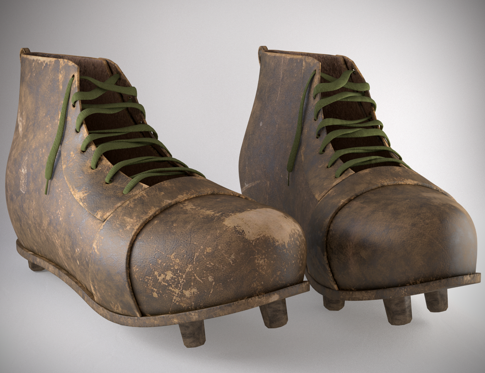Old Football Boots By Horologear On Deviantart