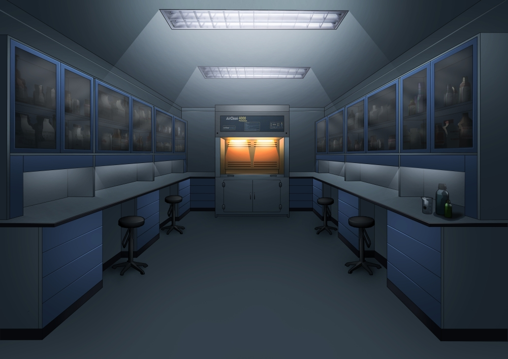 Science H S Lab Concept By Claytonbarton On Deviantart