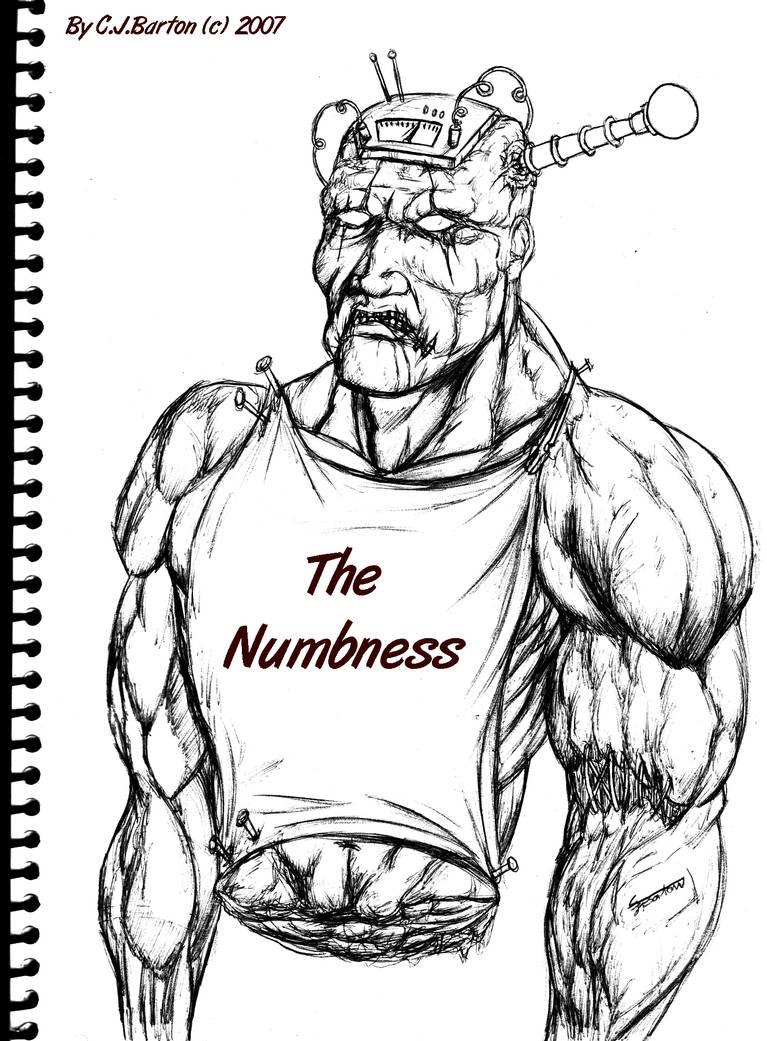 The Numbness by ClaytonBarton on DeviantArt