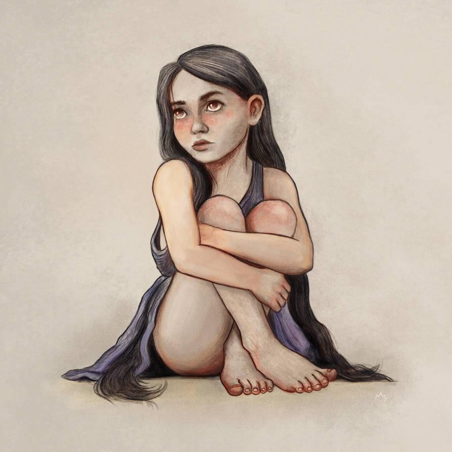 Some girl by mszsz