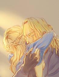 Thor and Fragga