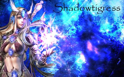 Shadowtigress Signature by Shamali