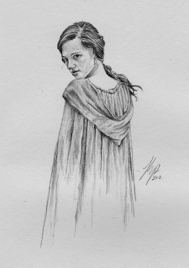 Morgana by chickenpopcorn