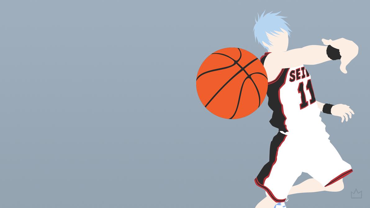 Kuroko Tetsuya No Basket By Klikster